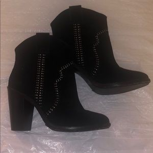 Joie studded bootie. 38 1/2